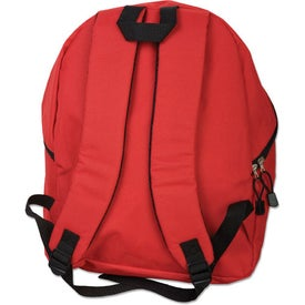Imprinted Target Backpack