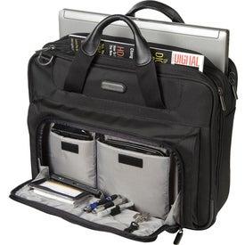 "Targus 14"" Zip-Thru Corporate Traveler Laptop Case for Your Church"