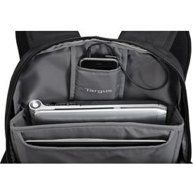 Advertising Targus Legend IQ Backpack