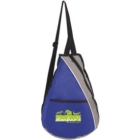Custom Teardrop Slingpack