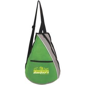 Teardrop Slingpack Giveaways