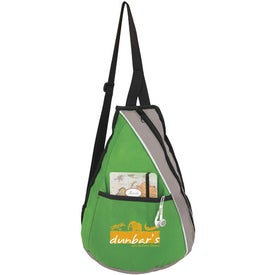Teardrop Slingpack for Your Company