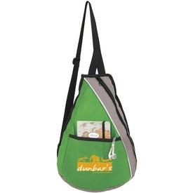 Teardrop Slingpack for Your Company