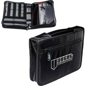 TEC Adjustable Tablet Case with Accessory Organizer