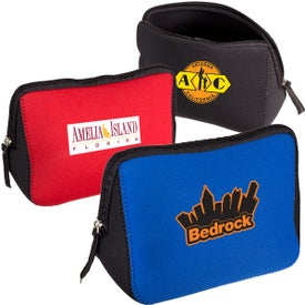 Neoprene Tech Accessory Pouch