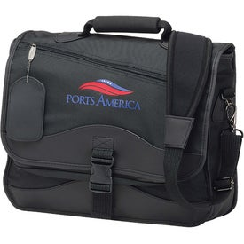 Promotional Tech Computer Briefcase
