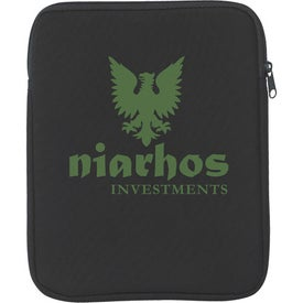 Printed Tech Tablet Sleeve
