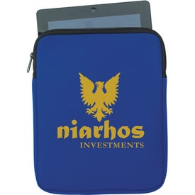 Personalized Tech Tablet Sleeve
