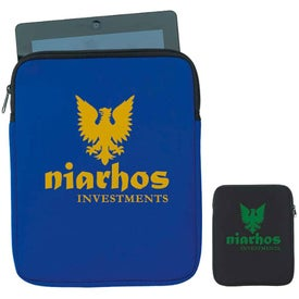 Customized Tech Tablet Sleeve