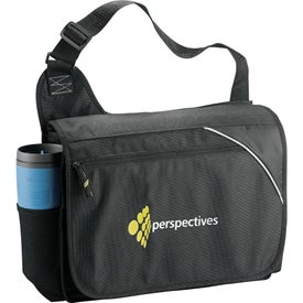 Tempo 100% Recycled PET Urban Messenger Bag