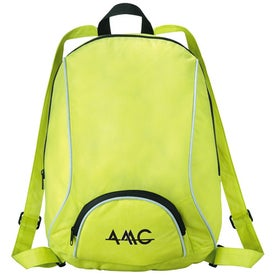 The Armstrong Backpack for Advertising