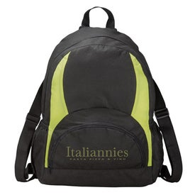 Personalized The Bamm Bamm Backpack