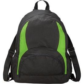 Imprinted The Bamm Bamm Backpack