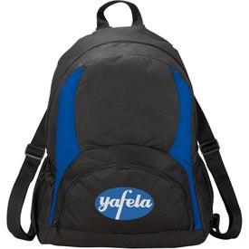 The Bamm Bamm Backpack for Advertising