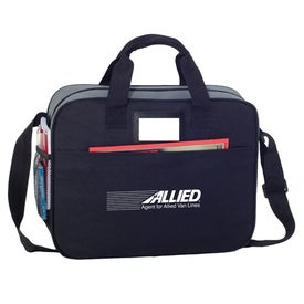 The Barracuda Briefcase Branded with Your Logo
