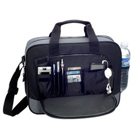 The Barracuda Briefcase Printed with Your Logo