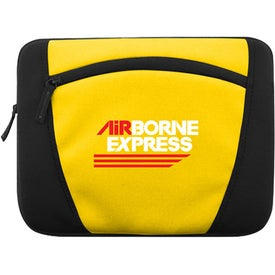 The Bermuda Computer Bag for Advertising
