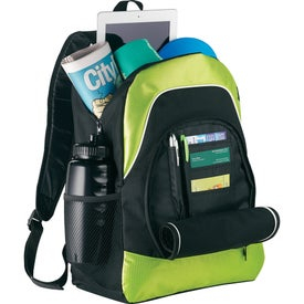 Promotional The Branson Tablet Backpack