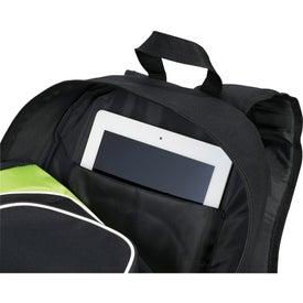 Logo The Branson Tablet Backpack