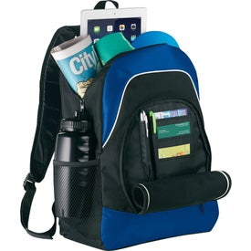 Imprinted The Branson Tablet Backpack