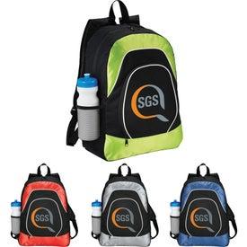 The Branson Tablet Backpack for Advertising
