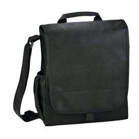 Printed The Bravo Messenger Bag