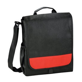The Bravo Messenger Bag for Your Organization