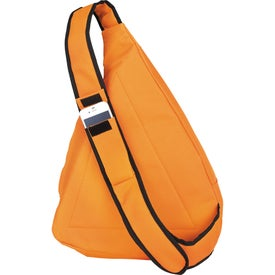 The Brooklyn Deluxe Sling Backpack for Marketing