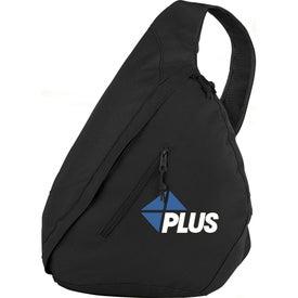 Custom The Brooklyn Deluxe Sling Backpack