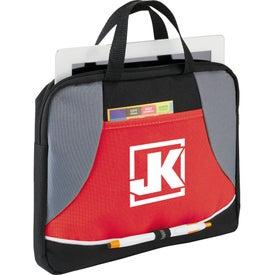 Logo The Carson Tablet Bag