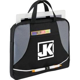 Customized The Carson Tablet Bag