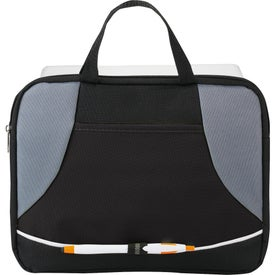 The Carson Tablet Bag with Your Logo