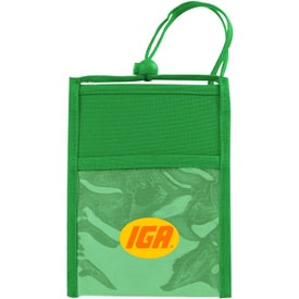 The Cha Cha Badge Holder with Your Logo