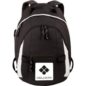 The Colorado Sport Backpack Imprinted with Your Logo