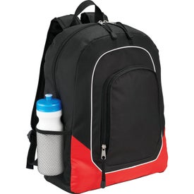 Printed The Conerstone Compu-Backpack