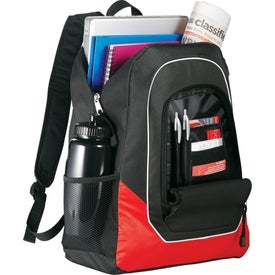 The Conerstone Compu-Backpack with Your Logo