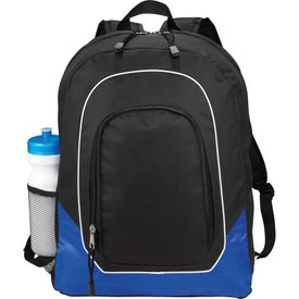 The Conerstone Compu-Backpack with Your Slogan