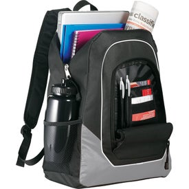 The Conerstone Compu-Backpack for Marketing