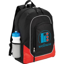 The Conerstone Compu-Backpack Printed with Your Logo