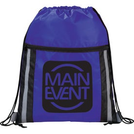 The Deluxe Reflective Drawstring Cinch