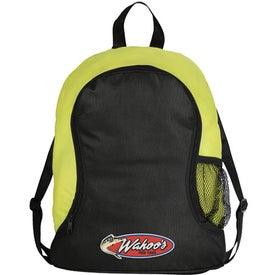 Logo The Dino Backpack