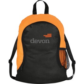 The Dino Backpack for Advertising