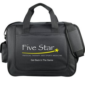 The Dolphin Briefcase Printed with Your Logo