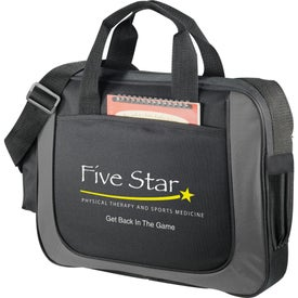 The Dolphin Briefcase for Marketing