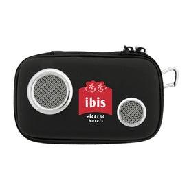 Printed The Eclipse Audio Speaker Case