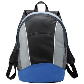 The Elroy Backpack Imprinted with Your Logo