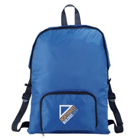 The Falcon Backpack Printed with Your Logo
