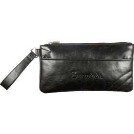 The Kate Deco Wristlet for Advertising