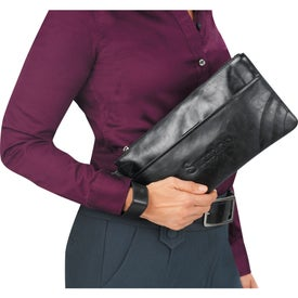 The Kate Deco Wristlet Branded with Your Logo