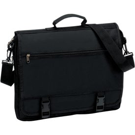 The Mariner Briefcase Printed with Your Logo